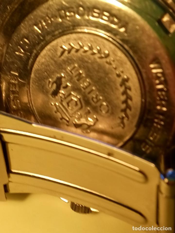 Relojes automáticos: ANTIGUO ORIENT DE LOS 70. 21 R. AUTOMATICO. 39 MM. FUNC. ((( CRISTAL Y PULSERA NUEVOS))). DESCRIP. - Foto 10 - 85986596