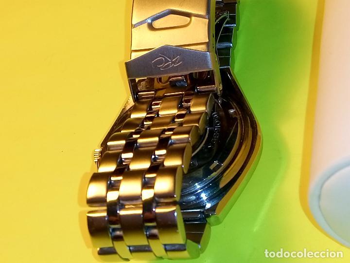 Relojes automáticos: ANTIGUO ORIENT DE LOS 70. 21 R. AUTOMATICO. 39 MM. FUNC. ((( CRISTAL Y PULSERA NUEVOS))). DESCRIP. - Foto 12 - 85986596