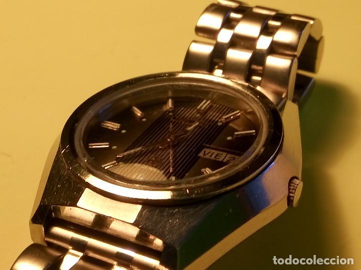 Relojes automáticos: ANTIGUO ORIENT DE LOS 70. 21 R. AUTOMATICO. 39 MM. FUNC. ((( CRISTAL Y PULSERA NUEVOS))). DESCRIP. - Foto 13 - 85986596