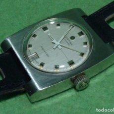 Relojes automáticos: PRECIOSO CERTINA ARGONAUT 220 RARO AUTOMATICO CALIBRE 25-651 27 RUBIS VINTAGE ORIGINAL AÑOS 70. Lote 86059828