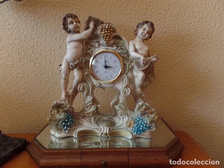 RELOJ SOBREMESA (Relojes - Relojes Automáticos)