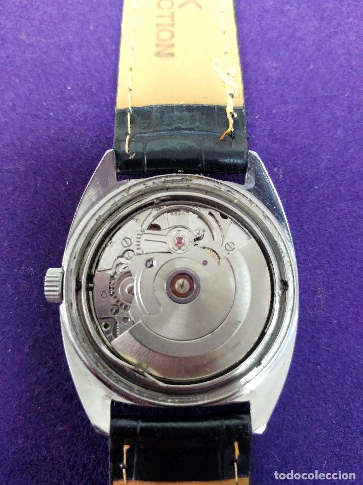 Relojes automáticos: ANTIGUO RELOJ DE PULSERA CAMY. SEACLUB. AUTOMATICO. EN FUNCIONAMIENTO. AÑOS 60-70. SWISS. CABALLERO - Foto 3 - 87143900