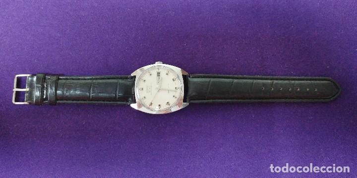 Relojes automáticos: ANTIGUO RELOJ DE PULSERA CAMY. SEACLUB. AUTOMATICO. EN FUNCIONAMIENTO. AÑOS 60-70. SWISS. CABALLERO - Foto 4 - 87143900