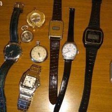 Relojes automáticos: LOTE DE BONITOS RELOJES.. Lote 87227660