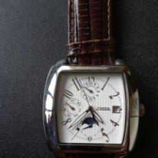 Relojes automáticos: RELOJ TWINS AUTOMATIC DÍA SEMANA,MES, MES DEL AÑO. Lote 88895492