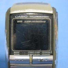 Relojes automáticos: RELOJ CASIO. FALTA PILA. Lote 89012796