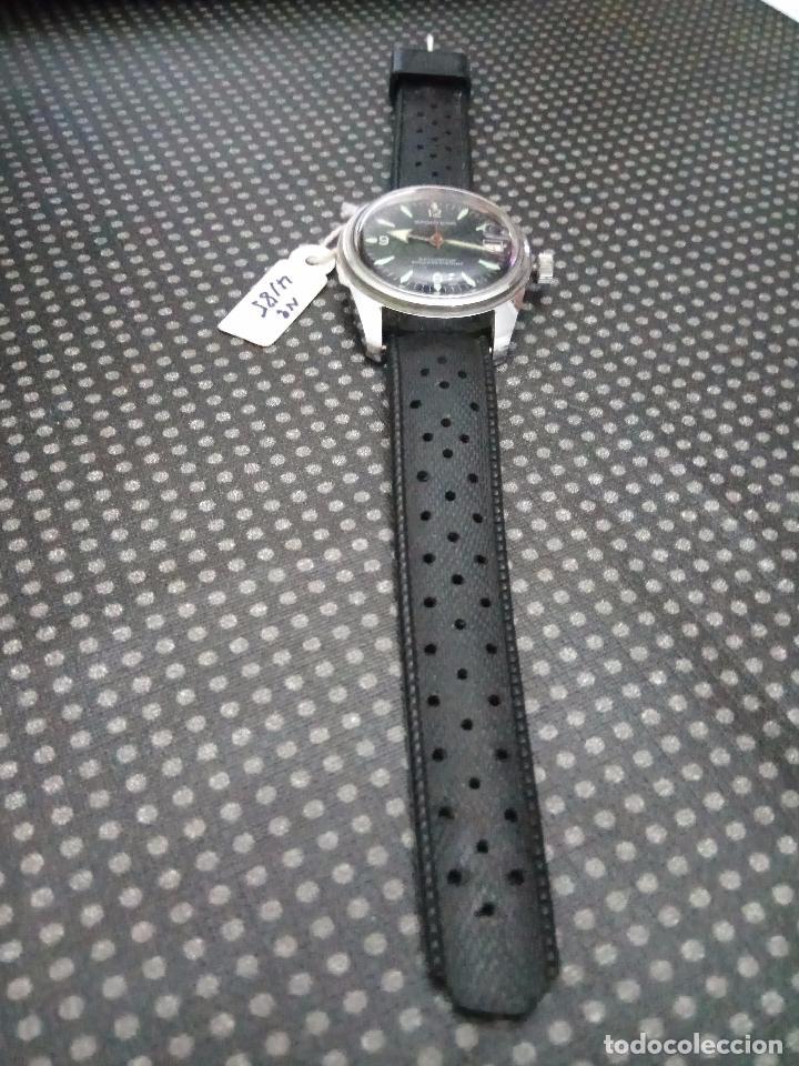 Relojes automáticos: RELOJ DE PULSERA CABALLERO SPORTESA WATERPROOF SHOCK RESISTENT FUNCIONANDO. - Foto 8 - 89344680