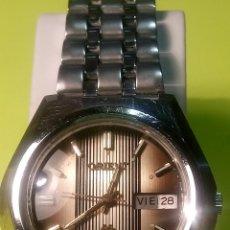 Relojes automáticos: ANTIGUO ORIENT DE LOS 70. 21 R. AUTOMATICO. 39 MM. FUNC. (((TESTADO - CRISTAL Y PULSERA NUEVOS))).. Lote 85986596