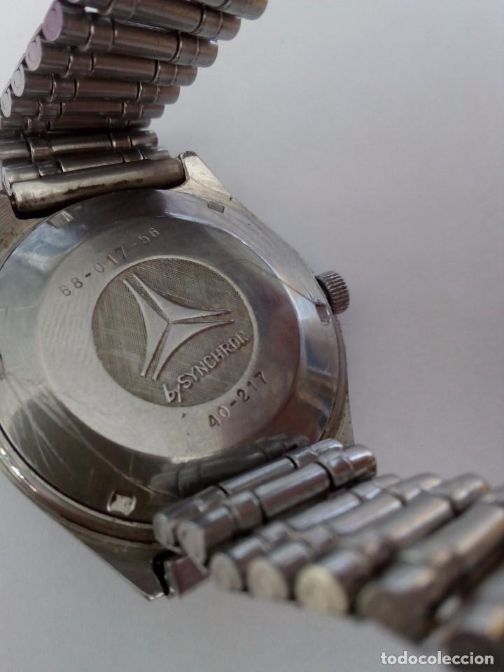 Relojes automáticos: Reloj Cyma Automático Conquistador By Synchron - Foto 4 - 90042708