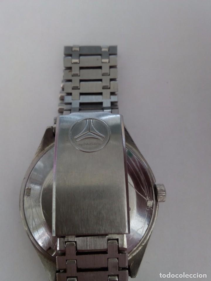 Relojes automáticos: Reloj Cyma Automático Conquistador By Synchron - Foto 5 - 90042708
