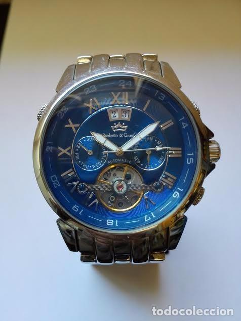 RELOJ R&G KARTAGO (Relojes - Relojes Automáticos)