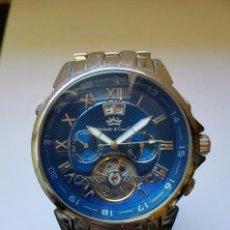 Relojes automáticos: RELOJ R&G KARTAGO. Lote 90082612