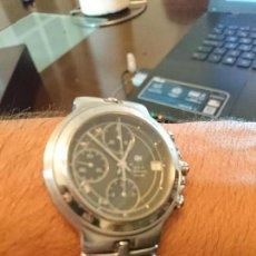 Relojes automáticos: RAYMOND WEIL PARSIFAL CHRONOGRAPH 7791 AUTOMATIC VALJOUX 7750 MENS WATCH. VER FOTOS. Lote 90209800