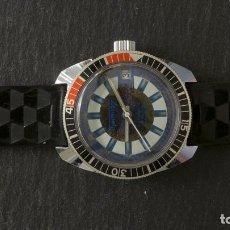 Relojes automáticos: RELOJ 2 THERMIDOR AUTOMATICO CALENDARIO 17 RUBIS INCABLOC. Lote 90665330