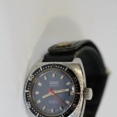 Relojes automáticos: RELOJ ANTIGUO VALORUS AUTOMATIC 21 JEWELS INCABLOC SWISS MADE . Lote 91297670