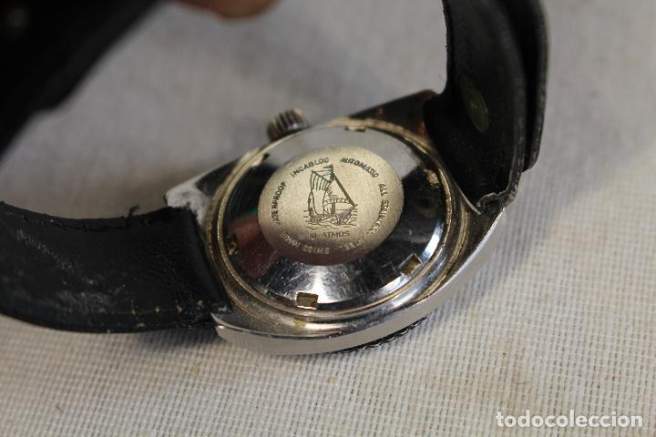 Relojes automáticos: RELOJ ANTIGUO VALORUS AUTOMATIC 21 JEWELS INCABLOC SWISS MADE - Foto 2 - 91297670