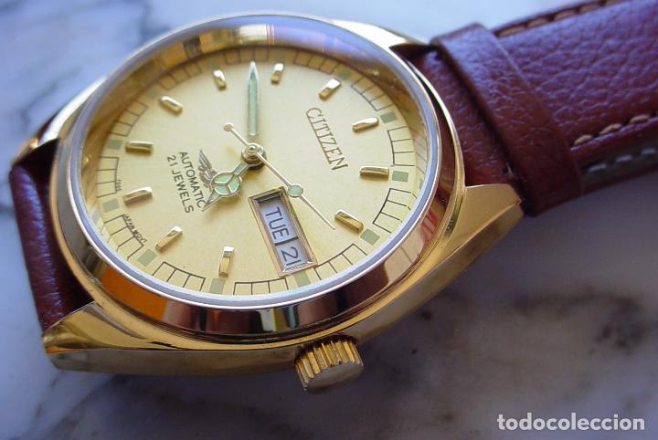 b71b0f472582 Reloj citizen clasico automatico - Vendido en Venta Directa - 91561752