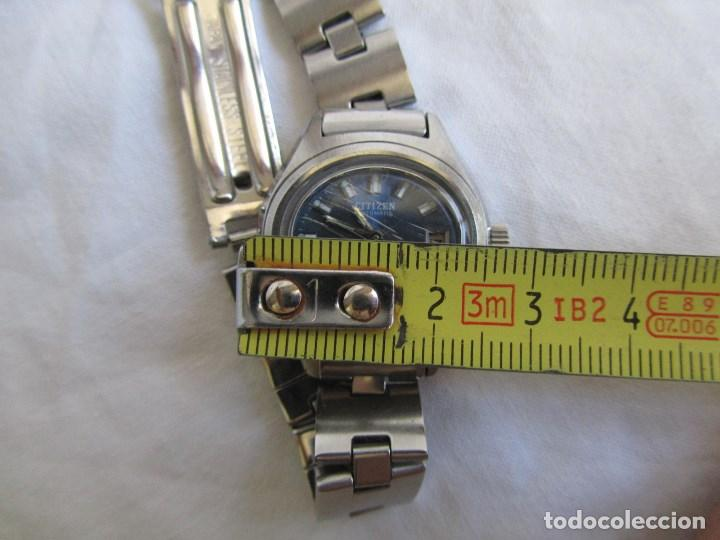 Relojes automáticos: Reloj automático de señora Citizen funcionando - Foto 5 - 91641520