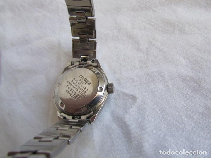 Relojes automáticos: Reloj automático de señora Citizen funcionando - Foto 8 - 91641520