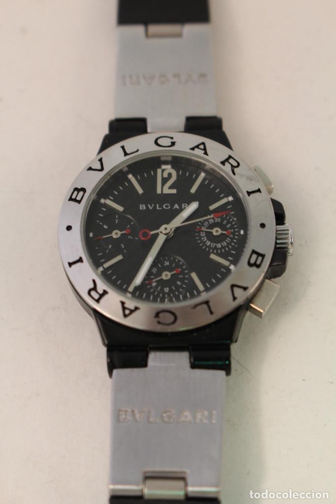 Reloj bvlgari de mujer