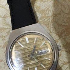 Relojes automáticos: RELOJ TITÁN AUTOMATICO CALENDAR VINTAGE. Lote 94461330