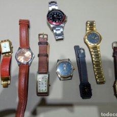 Relojes automáticos: LOTE RELOJES. Lote 94752246