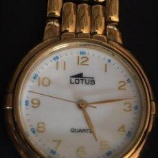 Relojes automáticos: RELOJ LOTUS FUNCIONA CON SU CAJA. Lote 95223359