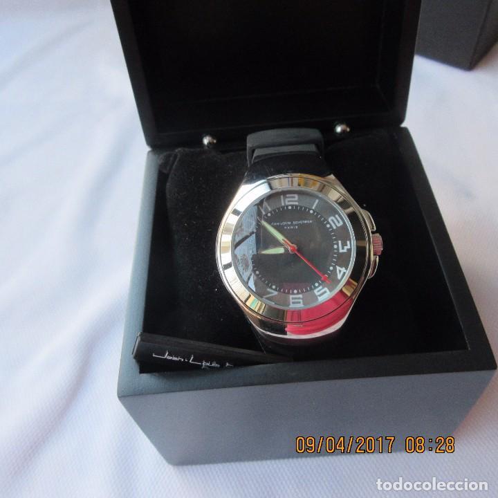 Relojes automáticos: Reloj Jean - Louis Scherrer nuevo sin usar en su caja de orijen - Foto 2 - 95388027