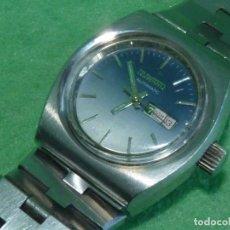 Relojes automáticos: RARO RELOJ AQUASTAR DUWARD AUTOMATICO DIVER 20 ATM TODO ACERO AÑOS 70 VINTAGE. Lote 95490103