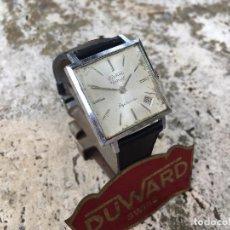 Relojes automáticos: ANTIGUO Y RARO RELOJ CARGA AUTOMÁTICA DUWARD CAL.ETA 2522 AÑOS 60 SWISS MADE MUY ELEGANTE. Lote 95563007