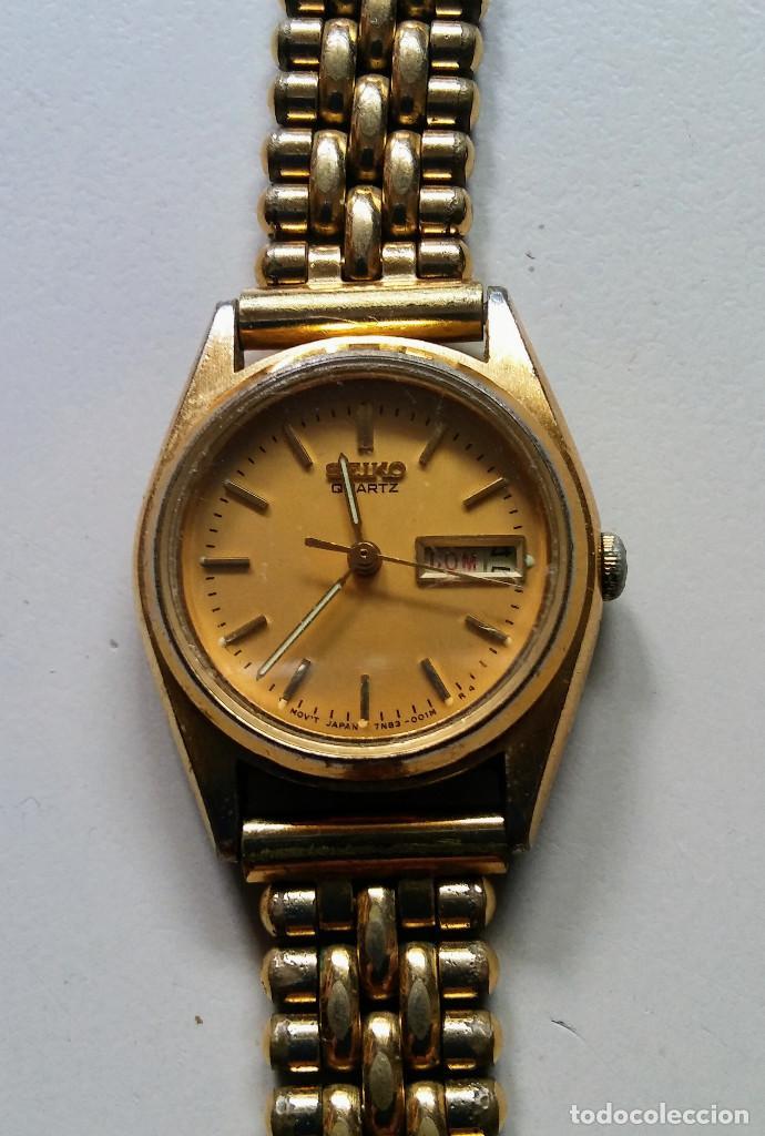 RELOJ SEIKO SEÑORA AÑOS 80 (Relojes - Relojes Automáticos)