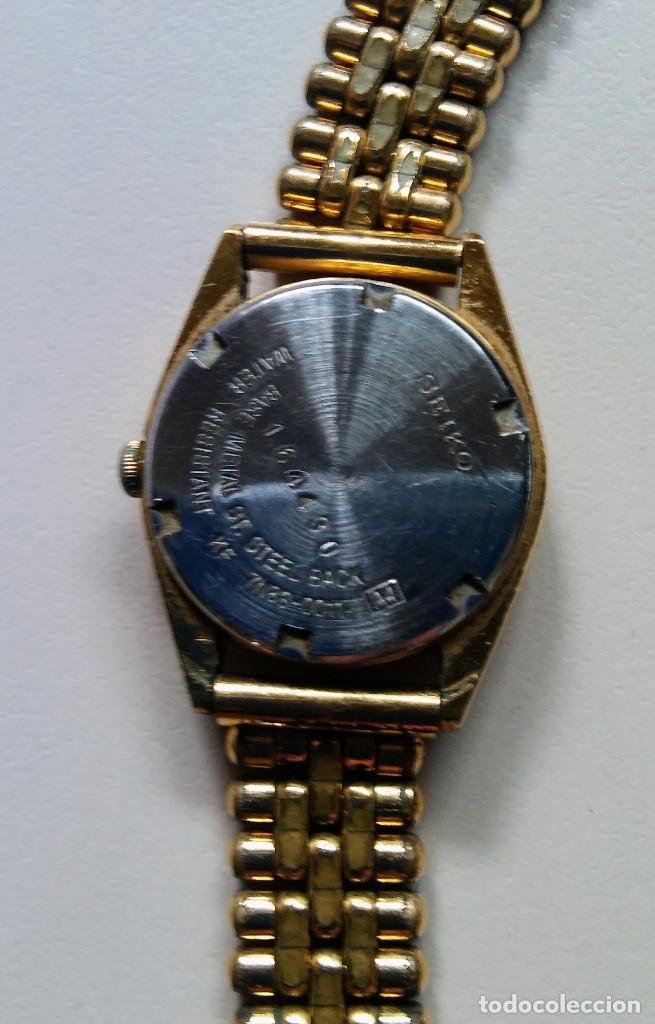 Relojes automáticos: RELOJ SEIKO SEÑORA AÑOS 80 - Foto 2 - 97295679