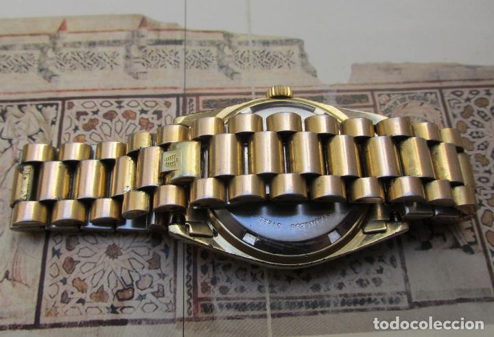 Relojes automáticos: Bulova Super Seville day & date president - Foto 2 - 97803935
