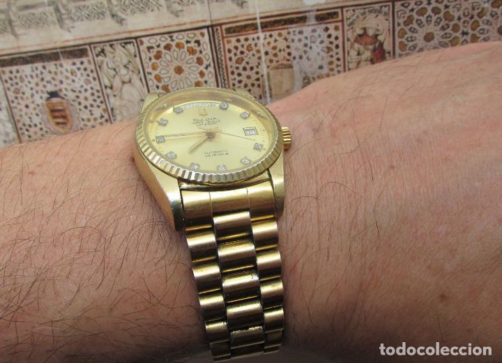 Relojes automáticos: Bulova Super Seville day & date president - Foto 4 - 97803935