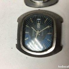 Relojes automáticos: RELOJ EXACTUS, 42 X 38 GRANDE AUTOMATICO ,NO FUNCIONA. Lote 98120471