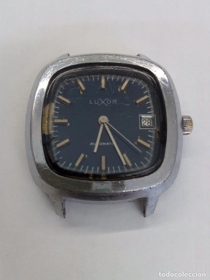 RELOJ LUXOR AUTOMÁTICO (Relojes - Relojes Automáticos)
