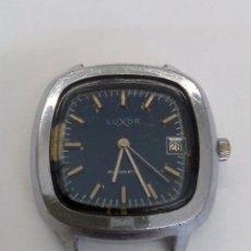 Relojes automáticos: RELOJ LUXOR AUTOMÁTICO. Lote 98146407