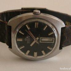Relojes automáticos: RELOJ SUIZO AUTOMATICO AÑOS 70´S MOVIMIENTO ETA. Lote 98180783