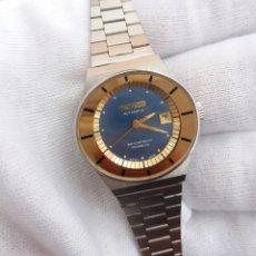 Relojes automáticos: THERMIDOR AUTOMATICO NUEVO SIN ESTRENAR AÑOS 70 FUNCIONANDO. Lote 98225903