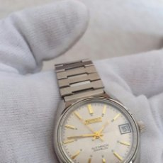 Relojes automáticos: THERMIDOR AUTOMATICO NUEVO SIN ESTRENAR AÑOS 70 FUNCIONANDO. Lote 98228735