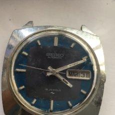 Relojes automáticos: RELOJ SEIKO AUTOMATICO JAPON. Lote 98241764