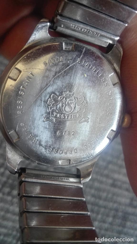 Relojes automáticos: reloj señora festina 6782 - Foto 3 - 98436903