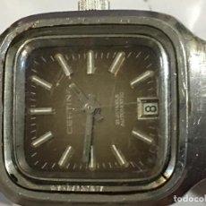 Relojes automáticos: RELOJ CERTINA AUTOMÁTICO VINTAGE RARO EN FUNCIONAMIENTO . Lote 98658471