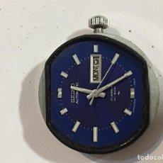 Relojes automáticos: RELOJ SEIKO AUTOMÁTICO ESPECIAL CORREA ORIGINAL . Lote 98658759
