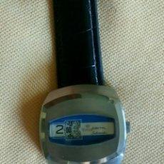 Relojes automáticos: ANTIGUO RELOJ DE CABALLERO YPON DIGITAL. AUTOMATICO. DUSTPROF. RETRO. VINTAGE. AÑOS 60/70.. Lote 98800903