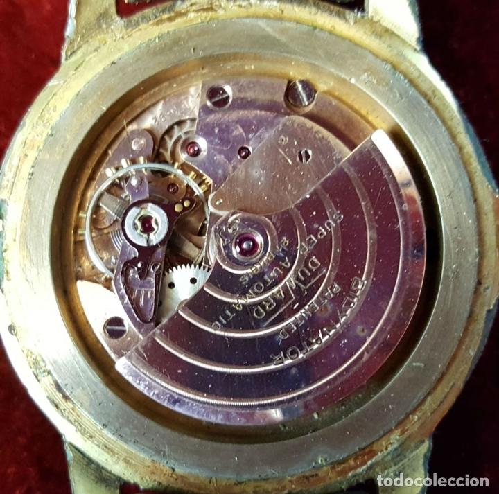 Relojes automáticos: RELOJ DE PULSERA. DUWARD SUPER AUTOMATIC. SUPER SCHOCK. 21 RUBIS. AÑOS 30/40 - Foto 3 - 98869651