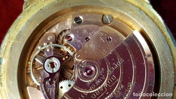 Relojes automáticos: RELOJ DE PULSERA. DUWARD SUPER AUTOMATIC. SUPER SCHOCK. 21 RUBIS. AÑOS 30/40 - Foto 6 - 98869651