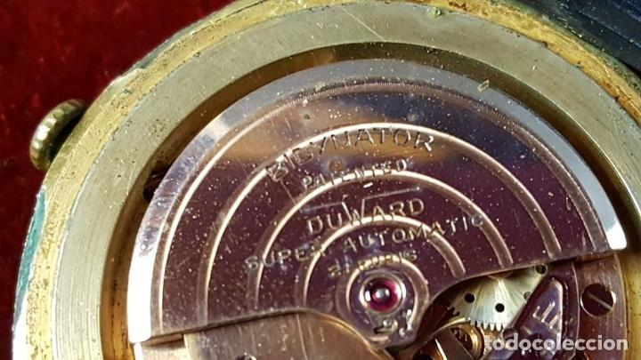 Relojes automáticos: RELOJ DE PULSERA. DUWARD SUPER AUTOMATIC. SUPER SCHOCK. 21 RUBIS. AÑOS 30/40 - Foto 10 - 98869651