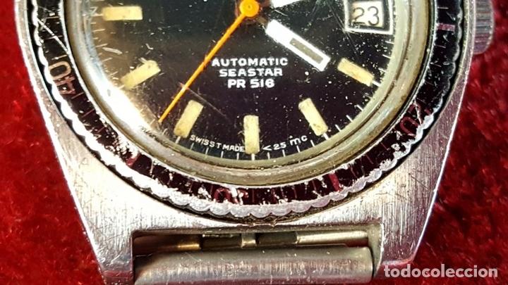 Relojes automáticos: RELOJ DE PULSERA. TISSOT. VISODATE. AUTOMATIC SEASTAR. CIRCA 1970. - Foto 3 - 98941467