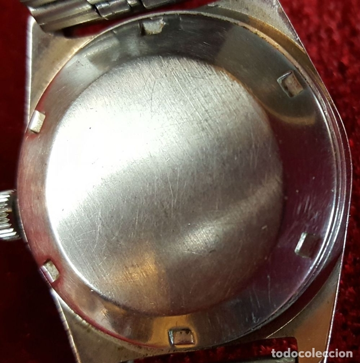 Relojes automáticos: RELOJ DE PULSERA. TISSOT. VISODATE. AUTOMATIC SEASTAR. CIRCA 1970. - Foto 5 - 98941467
